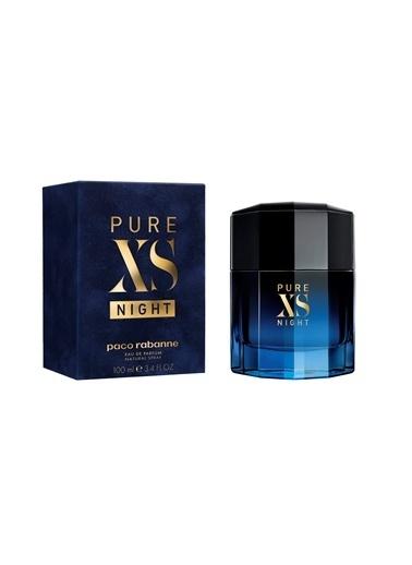 Paco Rabanne Pure Xs Night EDP 100 ml Erkek Parfüm Renksiz